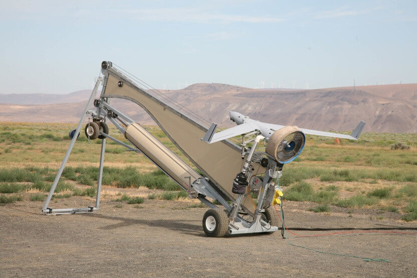 Scaneagle UAV by Insitu Pacific