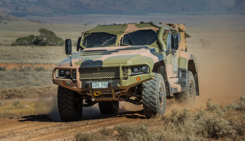 Aus supplier withdraws from Thales Hawkei project