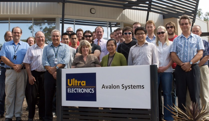 ultra electronics avalon systems