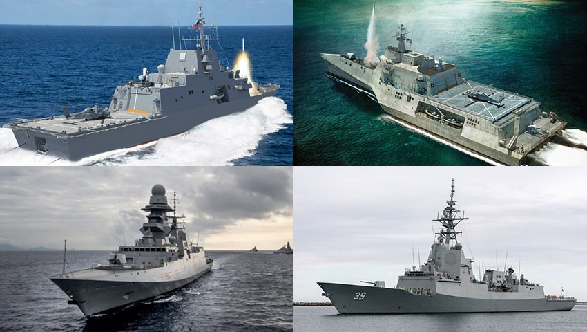 2019 shaping up as a big year for US Navy Future Frigate program