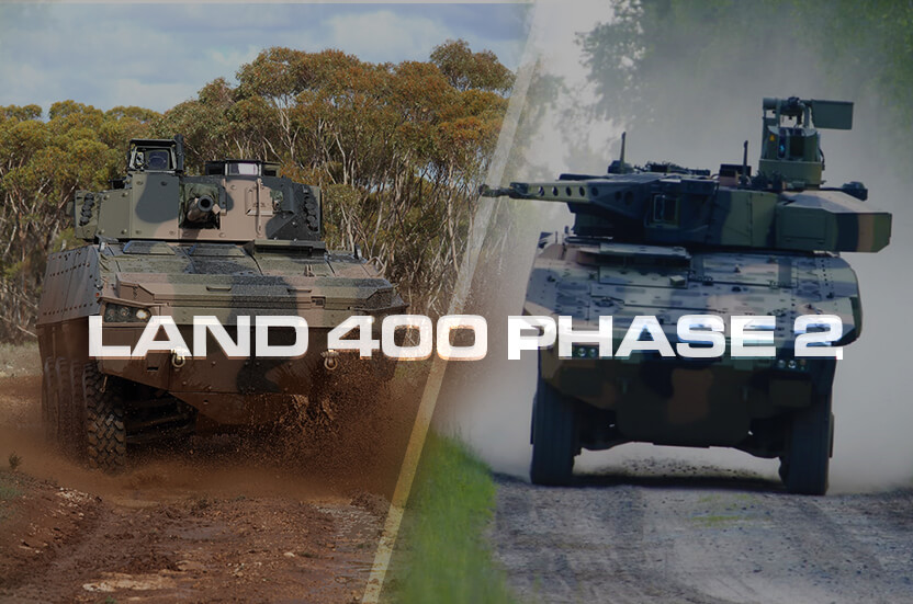 BAE Systems and Rheinmetall go head to head in Land400 Phase 2
