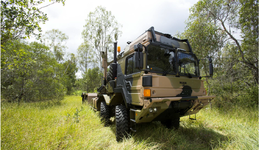 sa company to develop innovative tech for military vehicles