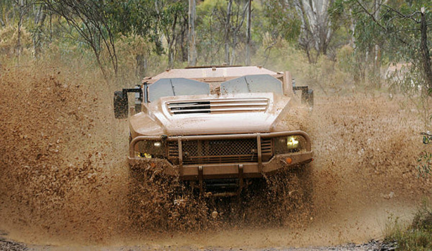 Thales names subcontractor for Hawkei integration project