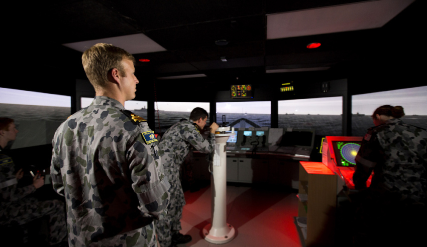 Industry to engage youth with defence simulation