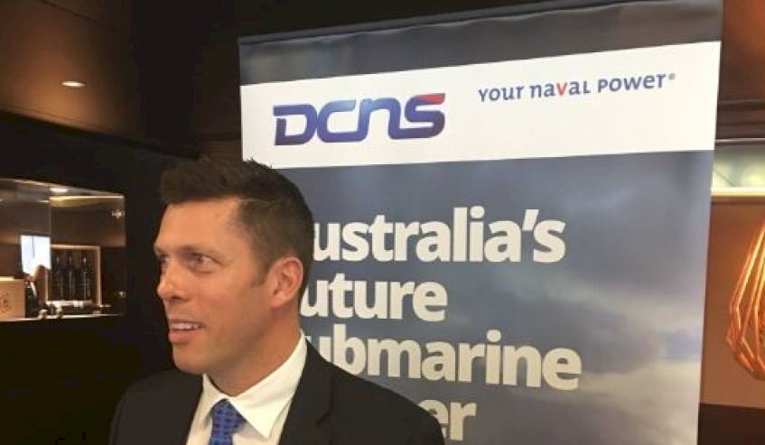 dcns partners with afl club