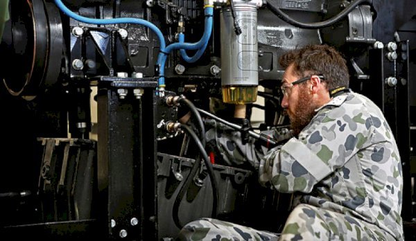 australian industry capability plan key to linking industry to defence programmes