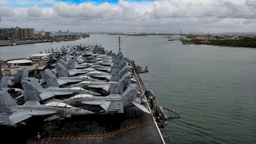 Reorientating Navy's major basing infrastructure to the north