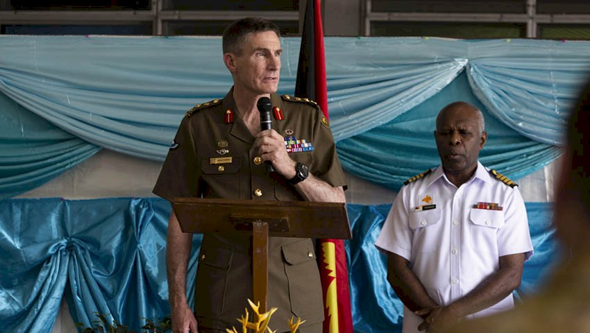 cdf general angus campbell pacific tour