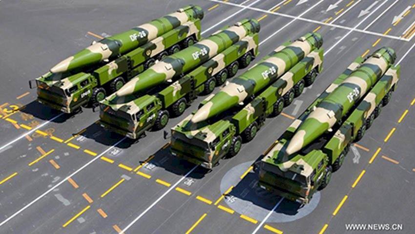 china df   missile