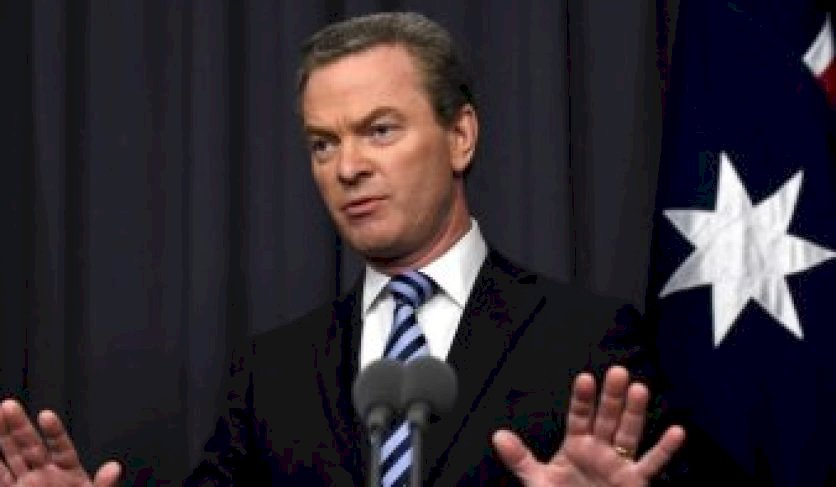 christopher pyne canberra speech