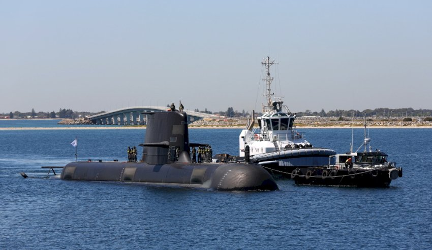 UK company sets sights on Australian naval programs