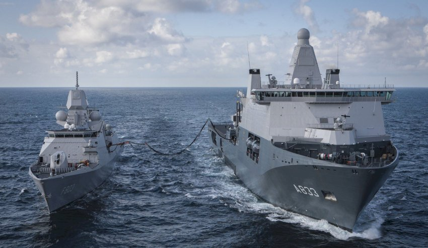 australian ally looks at investment in naval sector