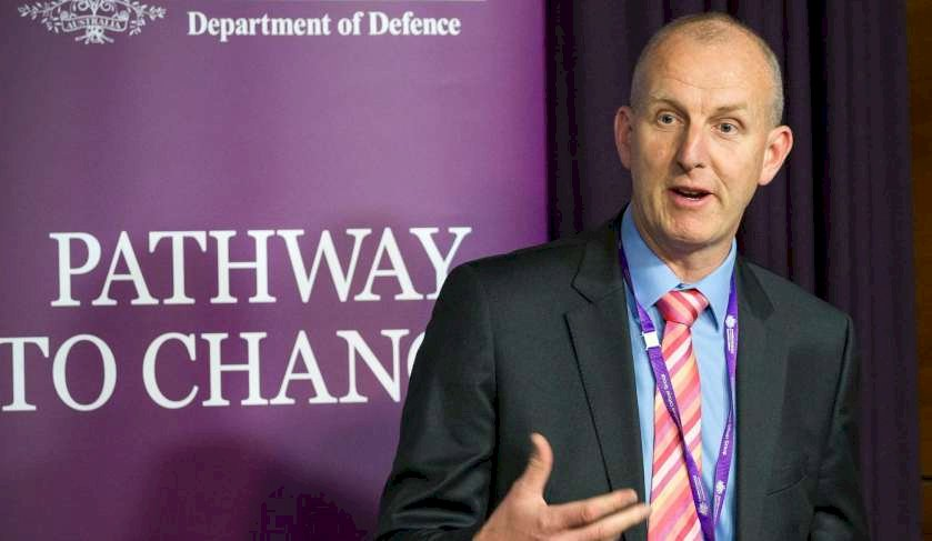 defence cio peter lawrence