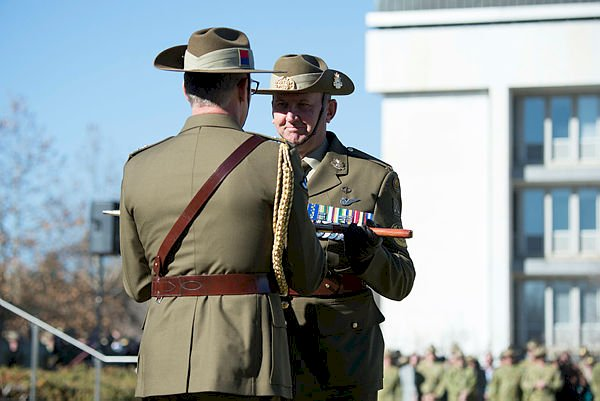 Army welcomes 11th Regimental Sergeant Major of the Army - Defence