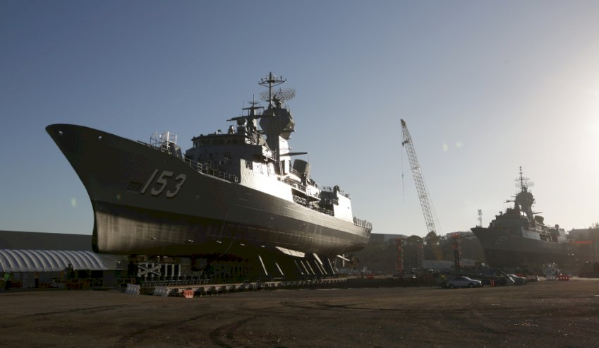 sovereign capability unachievable without australian shipbuilders