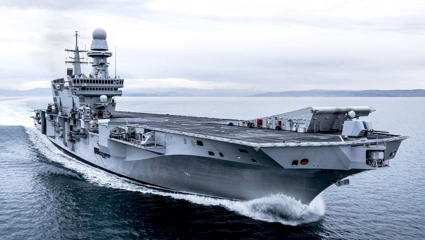 The carrier question and Australia's options - Defence Connect