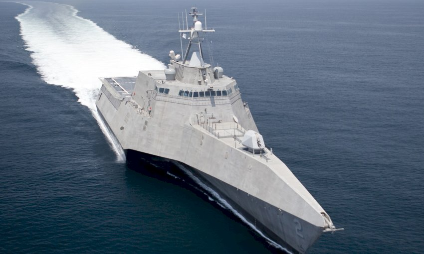Austal receive post-delivery contract from US Navy - Defence Connect