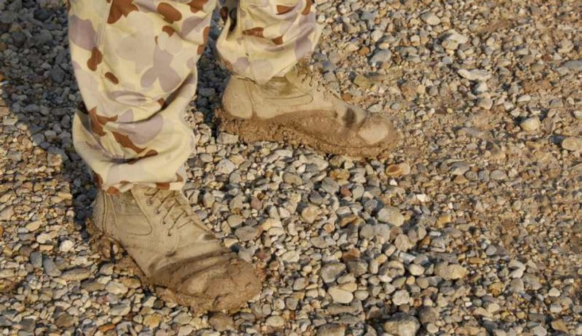 muddy boots on ground rsquo  best way to boost relationships in defence industry