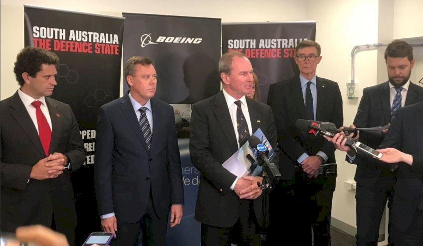 sa defence strategy launch