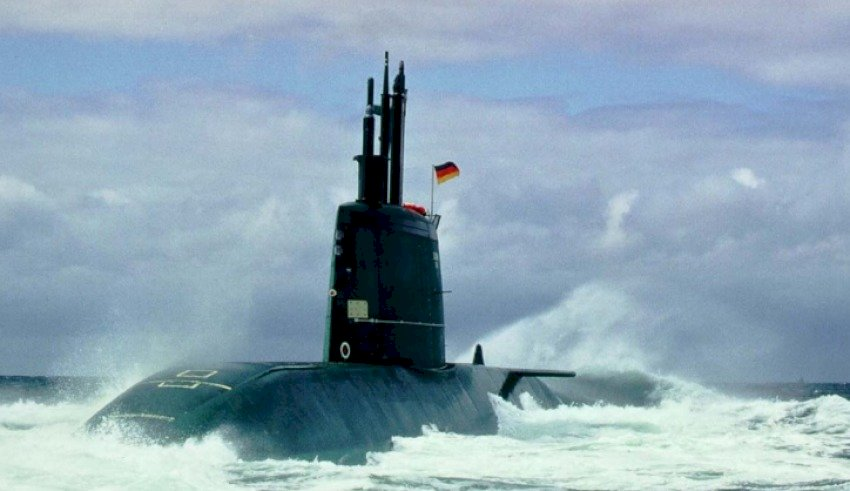 submarine tech on the international radar