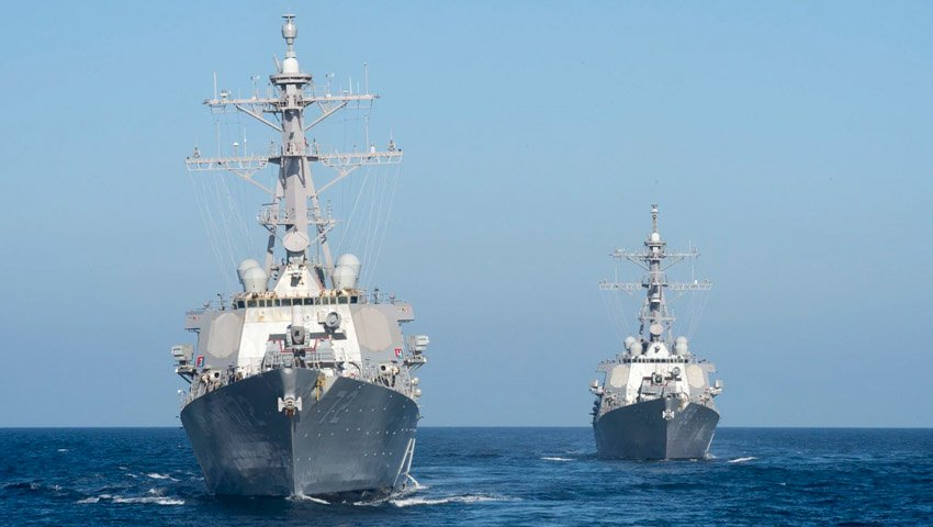 No More Monstrosities Us Navy Ops Head Declares Of New Destroyers Defence Connect